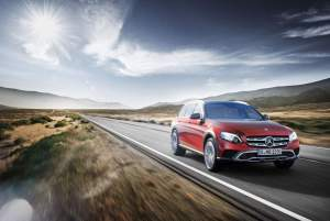 Mercedes-Benz E-Klasse All Terrain; (S213); 2016