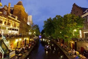 Netherlands, Utrecht (city), Oude Gracht