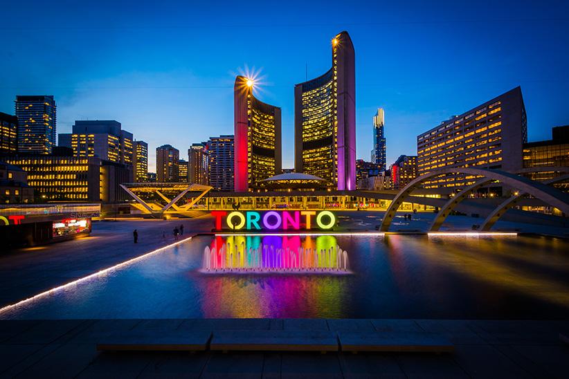 50 più incontri Toronto